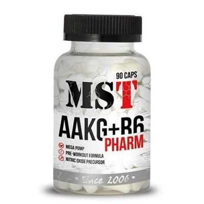 MST AAKG+B6 PHARM120 caps