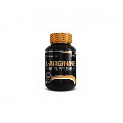 BioTech L-Arginine 90 caps