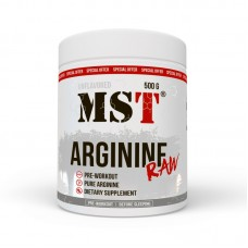 MST Arginine Raw 500 g