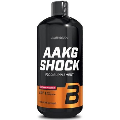 BioTech AAKG Shock Extreme 1 l