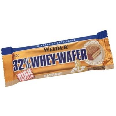 Weider 32% Whey wafer 35 g