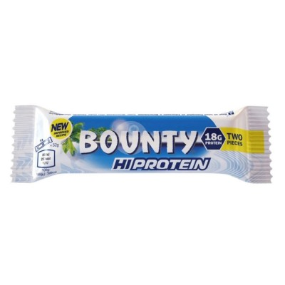 Bounty Hi Protein Bar two pieces 52 g