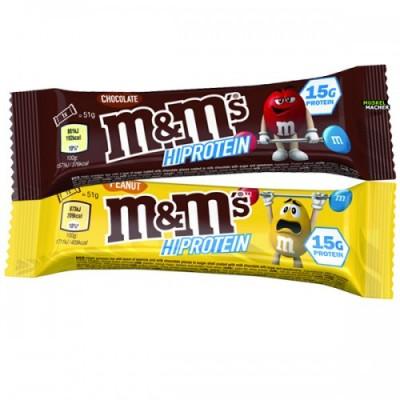M&M's Hi Protein Bar 51 g