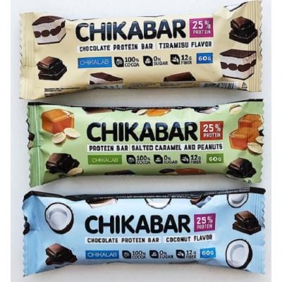 ChikaLab Chika bar 60 g