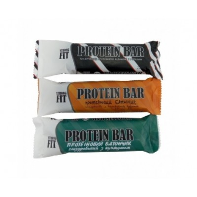 Strong Fit Protein Bar 60 g