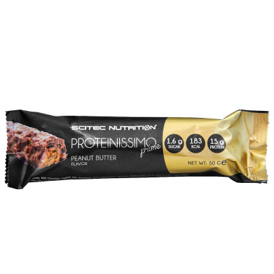 Scitec Nutrition Proteinissimo Prime bar	50 g