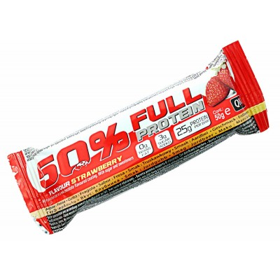 QNT 50% Full Protein Bar 12x50 g