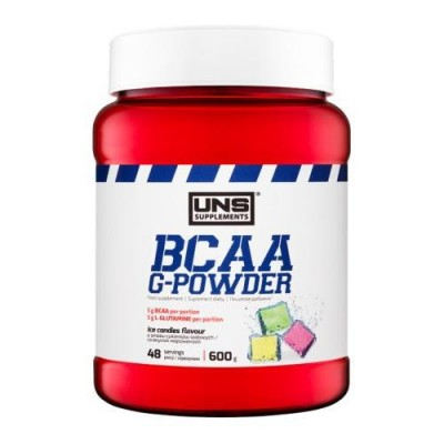 UNS BCAA G-Powder 600 g