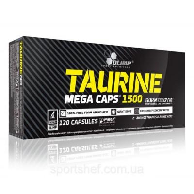 Olimp Taurine Mega Caps 120 caps