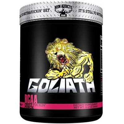 Iron Addict Goliath bcaa 345 g