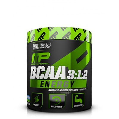 muscle pharm bcaa 3-1-2 30 serv