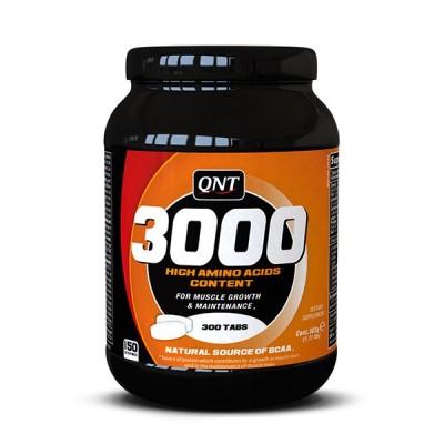 QNT Amino Acid 3000 300 tabs
