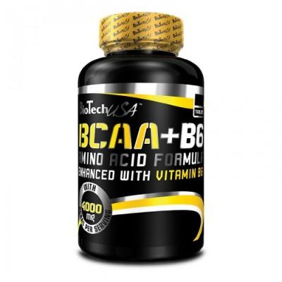 BioTech BCAA+B6 340 tabs