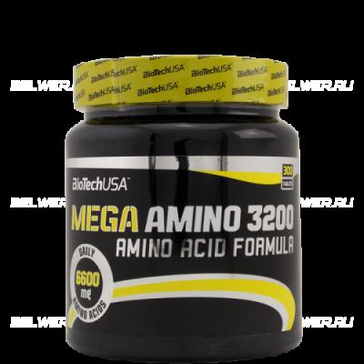 BioTech Mega Amino 3200 300 tab