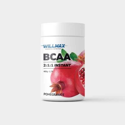 WillMax bcaa 2-1-1 400 g