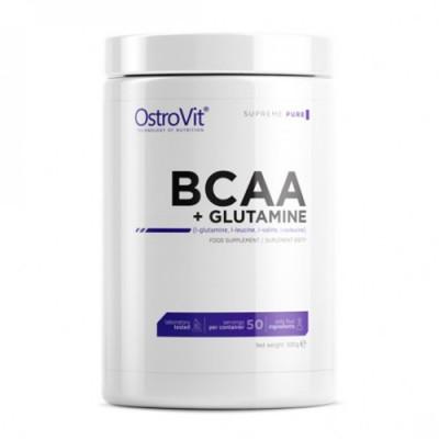 Ostrovit BCAA + Glutamine 500 g