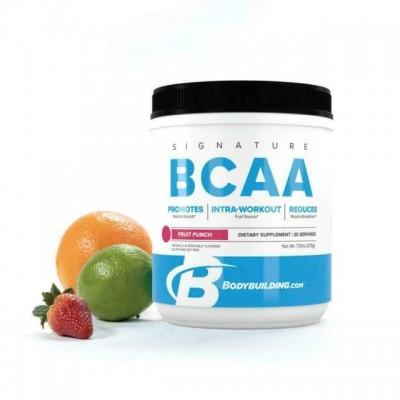 Bodybuilding Signature BCAA Powder 30 serv