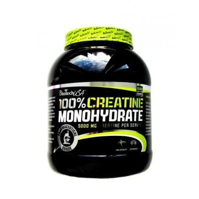 BioTech 100% Creatine Monohydrate 1000 g
