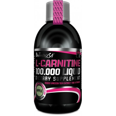 BioTech L-Carnitine 100.000 mg 500 ml