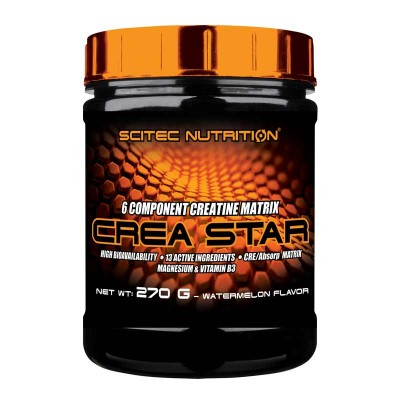 Scitec Nutrition Crea Star 270 g