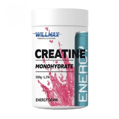 WillMax Creatine Monohydrate 500 g