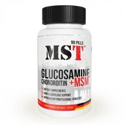 MST Glucosamine+Chondroitin+MSM 90 pills