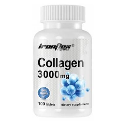IronFlex Collagen 3000 mg 90 tabs