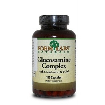 Form Labs Glucosamine Chondroitin MSM 120 caps