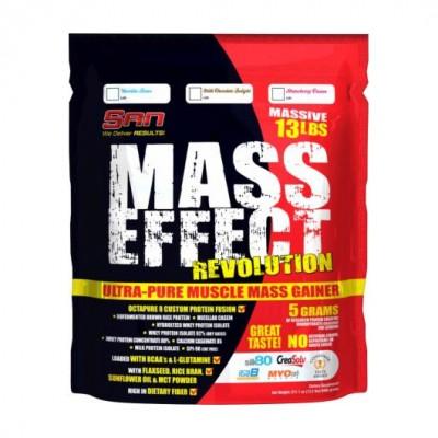 SAN Mass Effect Revolution 5.9 kg