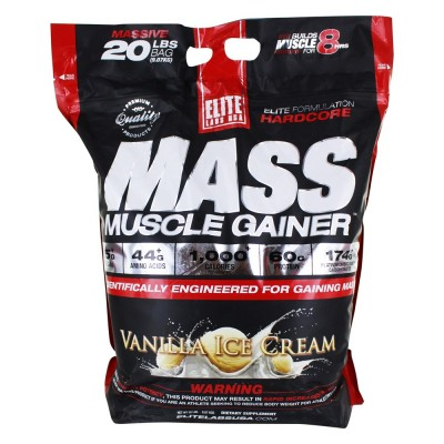 ELITE Labs Mass Muscle Gainer 9,07 kg