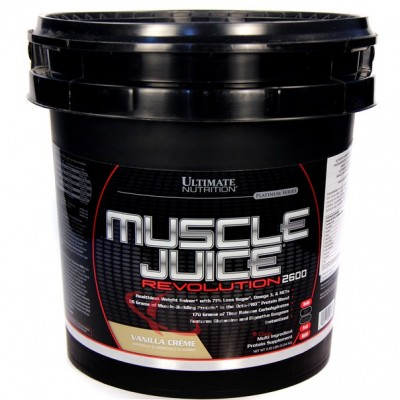 Ultimate Muscle Juice Revolution 2600 5 кг