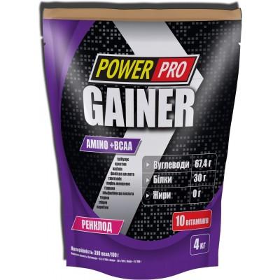 Power Pro Gainer 4 kg