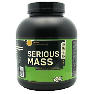Optimum Nutrition Serious Mass 2,72 kg