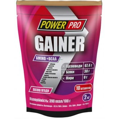 Power Pro Gainer 2 кг
