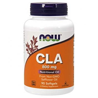 NOW CLA 800 mg 90 soft
