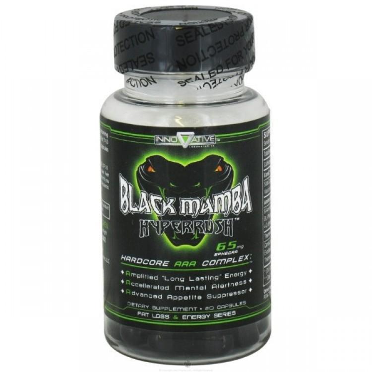 innovative labs black mamba 90 капс отзывы