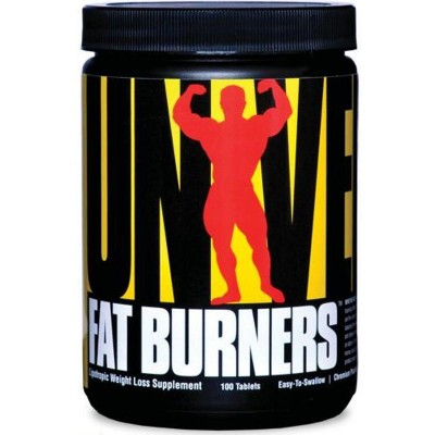 Universal Nutrition Fat Burners 100 caps