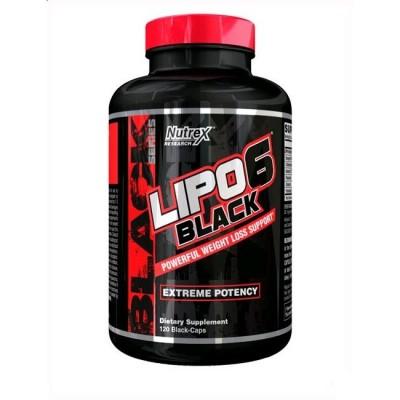 Nutrex Lipo-6 Black 120 caps
