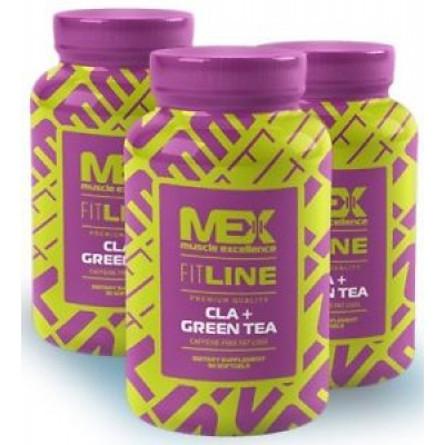 MEX Nutrition CLA + Green Tea 90 soft