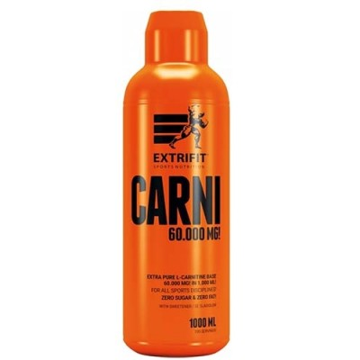 Extrifit Carni 60000mg Liquid 1000 ml