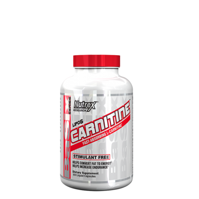 Nutrex Lipo 6 Carnitine 60 liquid-caps