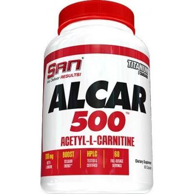 SANALCAR 500 60 caps