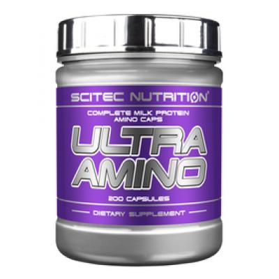 SciTec Nutrition Ultra Amino 200 caps