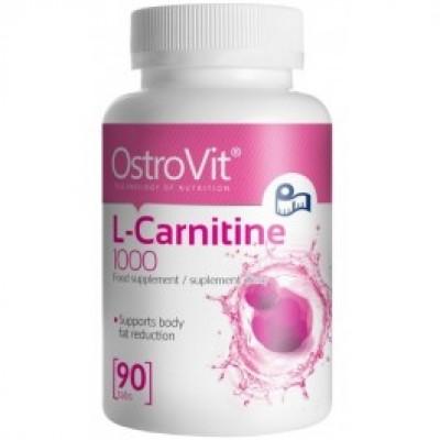 OstroVit L-Carnitine 90 tabs