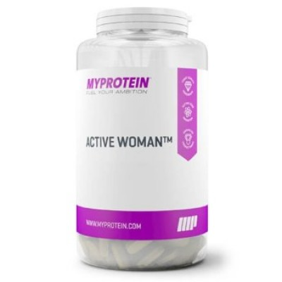MyProtein Active Woman 120 tab