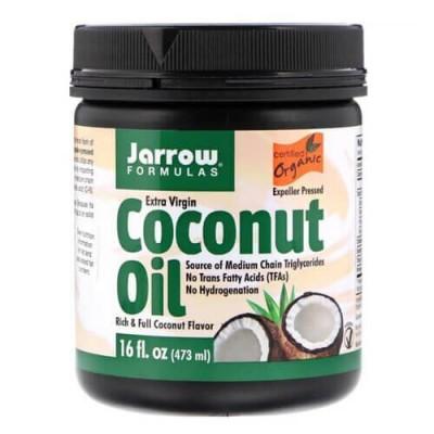 Jarrow Formulas Coconut Oil Extra Virgin 473 g