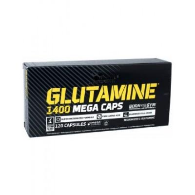 OLIMP L-Glutamine 1400 mega caps 120 caps