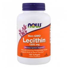 NOW Lecithin 1200 mg 100 soft