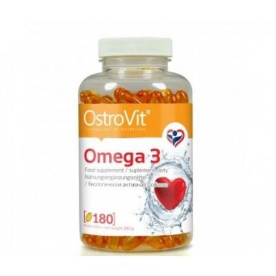OstroVit Omega 3 180 caps