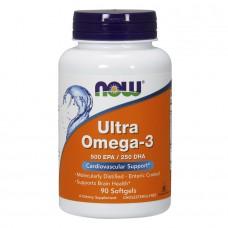 NOW Ultra Omega-3 90 soft